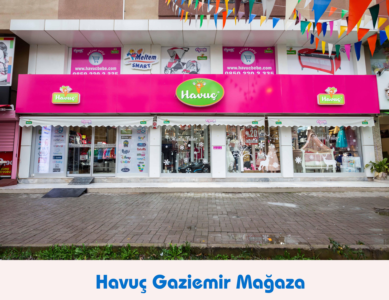 Havuç Gaziemir Mağazası